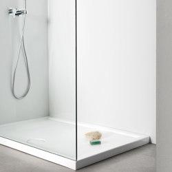 Minimo ceramic shower tray | Shower trays | NIC Design