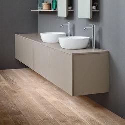 Ovvio bacinella washbasin 38/42 | Vanity units | NIC Design