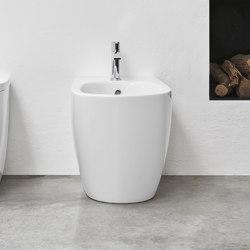 Ovvio floor-mounted bidet   Bidets   NIC Design