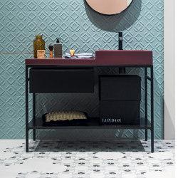 Semplice 105 | Vanity units | NIC Design