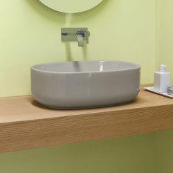 Semplice washbasin   Wash basins   NIC Design