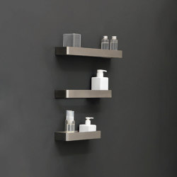 Asta mensola per doccia in acciaio | Mensole / supporti mensole | NIC Design