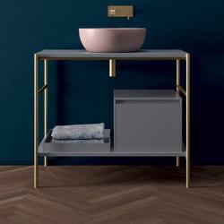 Velo 87 | Vanity units | NIC Design