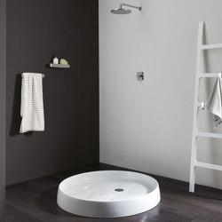 Victoria ceramic shower tray | Shower trays | NIC Design