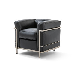 LC2 Fauteuil Grand Confort Durable | Armchairs | Cassina