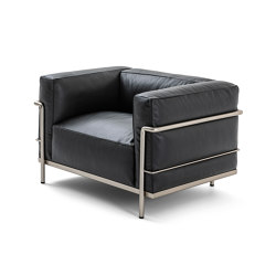 LC3 Fauteuil Grand Confort Durable | Armchairs | Cassina