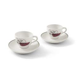 Service Prunier - Coffee set | Dinnerware | Cassina