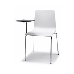 Alice Chair with antipanic writing tablet | Chairs | SCAB Design