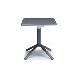 Eco folding | 70x70 | Bistro tables | SCAB Design
