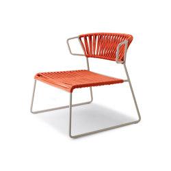 Lisa Lounge Filò | Sillones | SCAB Design