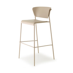 Lisa technopolymer barstool | Bar stools | SCAB Design