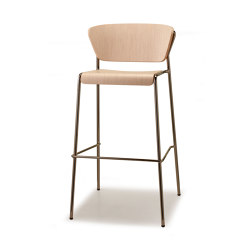 Lisa Wood barstool | Bar stools | SCAB Design
