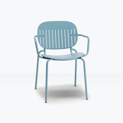 Si-Si Barcode armchair | Chairs | SCAB Design