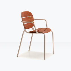 Si-Si Wood armchair | Chairs | SCAB Design
