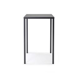 Summer 70x70 h.110   Tavoli alti   SCAB Design