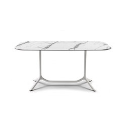 Tripé Doppio fisso | Tavoli pranzo | SCAB Design