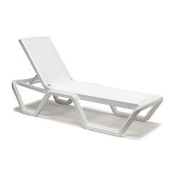 Vela sun-bed | Sun loungers | Scab Design