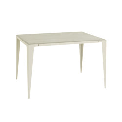 |chamfer| Dining Table Silk-Grey | Tavoli pranzo | WYE