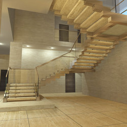 Cobra desert | Staircase systems | Siller Treppen