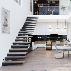 Cubus 1 | Staircase systems | Siller Treppen