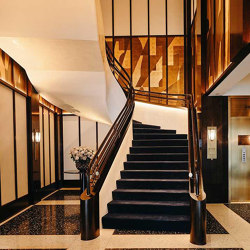 Elegance | Staircase systems | Siller Treppen