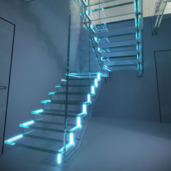 Londra Float | Staircase systems | Siller Treppen