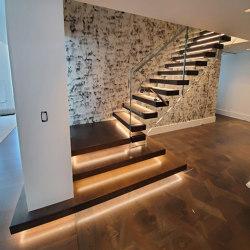 Mistral LED | Systèmes d'escalier | Siller Treppen