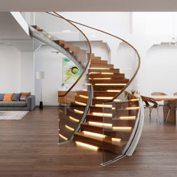 Viper 1 | Staircase systems | Siller Treppen