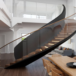 Viper 3D | Staircase systems | Siller Treppen