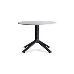 Eex | Side Table Low Round | Bistro tables | TOOU