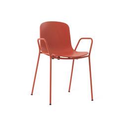 Holi | Armchair Closed | Chairs | TOOU