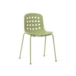 Holi | Side Chair Open | Stühle | TOOU
