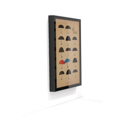 clig | illuminated information display case | Advertising displays | mmcité