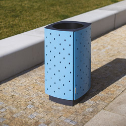 quinbin | litter bin | Waste baskets | mmcité