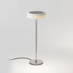 SIXTEEN TABLE BONE CHINA/ALU POL | Table lights | Tobias Grau