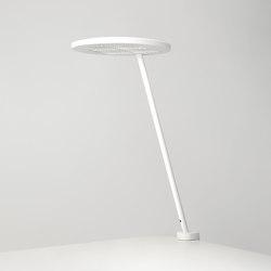 XT-A ROUND CLAMP WHITE/WHITE | Table lights | Tobias Grau