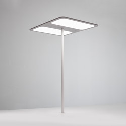 XT-S TWO CENTER TABLE WHITE | Table lights | Tobias Grau