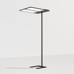 XT-S TWO SIDE FLOOR CHARCOAL | Free-standing lights | Tobias Grau