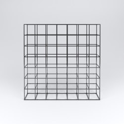 iPot Structure 7x7 A | Shelving | ipot