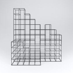 iPot Structure 9x9 B | Shelving | ipot