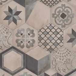 Terra | Mix Decori Esa Vers F | Carrelage céramique | Marca Corona