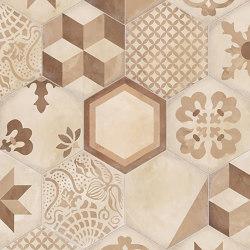 Terra | Mix Decori Esa Vers C | Carrelage céramique | Marca Corona