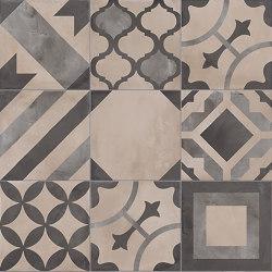 Terra | Mix Decori 20x20 Vers F | Carrelage céramique | Marca Corona
