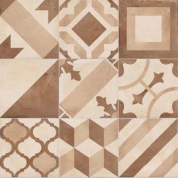 Terra | Mix Decori 20x20 Vers C | Carrelage céramique | Marca Corona