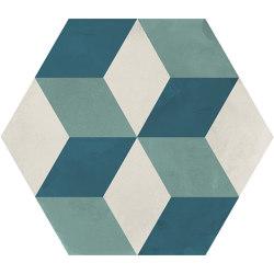Terra.Art | Cubo O/C Esa | Carrelage céramique | Marca Corona