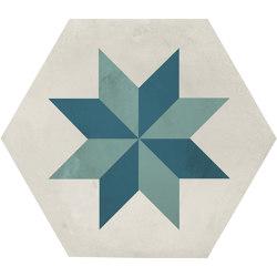 Terra.Art | Stella O/C Esa | Ceramic tiles | Marca Corona