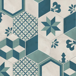 Terra.Art | Mix O/C Esa | Ceramic tiles | Marca Corona