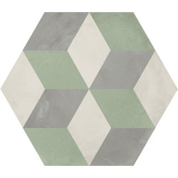 Terra.Art | Cubo S/M Esa | Carrelage céramique | Marca Corona