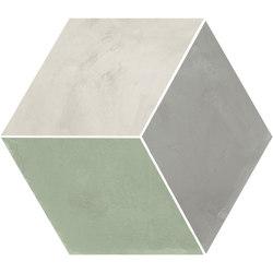Terra.Art | Rombo S/M Esa | Ceramic tiles | Marca Corona