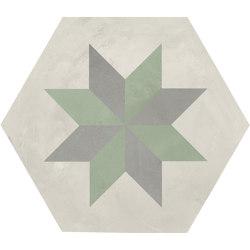 Terra.Art | Stella S/M Esa | Ceramic tiles | Marca Corona